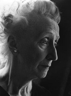 Cecil Blanche Woodham-Smith, by Lewis Morley - NPG x88790