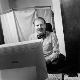 George Cornell Ebers, by Norman McBeath - NPG x88757