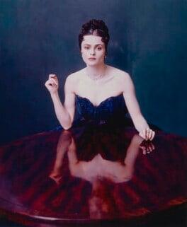 Helena Bonham Carter, by David Seidner - NPG P876