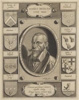 William Barclay, by Karel van Mallery - NPG D11039