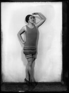 Lydia Sokolova, by Bassano Ltd - NPG x26648
