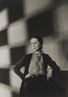 Ninette de Valois, by Gordon Anthony, 1937 - NPG x44790 - © reserved; collection National Portrait Gallery, London