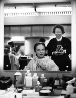 Mary Morris; Pamela Chandler, by Pamela Chandler, 1963 - NPG  - © Pamela Chandler Photography Collection / Arenapal