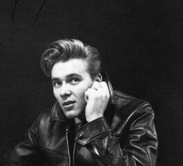 Billy Fury, by Ida Kar, 1961 - NPG x88846 - © National Portrait Gallery, London