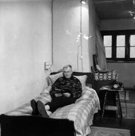 Colin MacInnes, by Ida Kar - NPG x88851