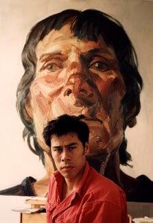 Tai-Shan Schierenberg, by Sam Barker - NPG x88857