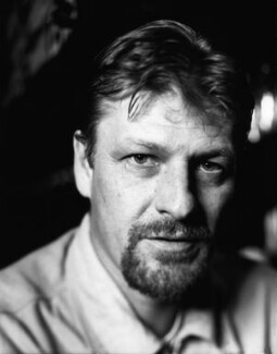 Sean Bean, by Sam Barker - NPG x88858
