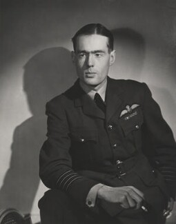 Leonard Cheshire, Baron Cheshire, by Gordon Anthony, 1944 - NPG x38429 - © reserved; collection National Portrait Gallery, London