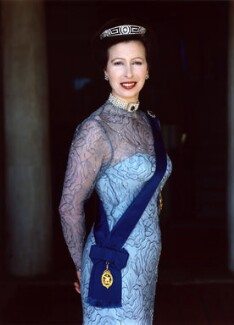 Princess Anne, by John Swannell - NPG x88879