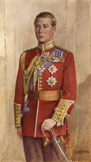 Prince Edward, Duke of Windsor (King Edward VIII), by Vandyk, circa 1936 - NPG  - © National Portrait Gallery, London