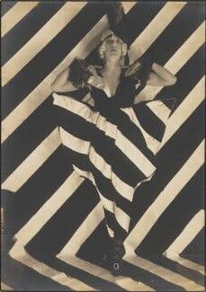 Yvonne Gregory, by Bertram Park, 1919 - NPG  - © estate of Bertram Park / National Portrait Gallery, London