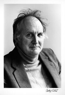William Mayne, by Carole Cutner - NPG x26051