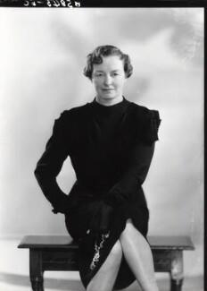Enid Algerine Bagnold ('Lady Jones'), by Bassano Ltd, 15 June 1939 - NPG x16784 - © National Portrait Gallery, London
