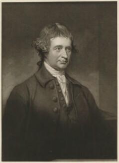 Edmund Burke, by John Jones, after  George Romney - NPG D11081