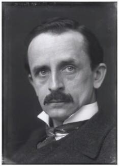 J.M. Barrie, by George Charles Beresford - NPG x6432