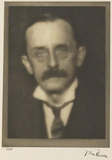 J.M. Barrie, by Alvin Langdon Coburn - NPG Ax7791