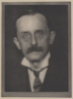 J.M. Barrie, by Alvin Langdon Coburn - NPG x87251