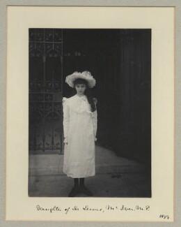 Marjorie Barabel Ruth Philips (née McIver), by Benjamin Stone - NPG x44865