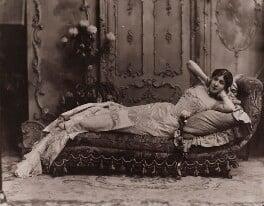 Lillie Langtry, by Lafayette (Lafayette Ltd), 1899 - NPG x88809 - © National Portrait Gallery, London