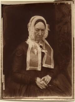 Mrs Williamson, by David Octavius Hill, and  Robert Adamson - NPG x18777