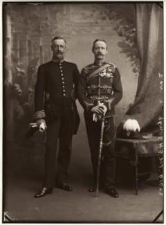 Hugh Gough, 3rd Viscount Gough of Goojerat, Punjab, and Limerick; George Hugh Gough, by Alexander Bassano - NPG x30598