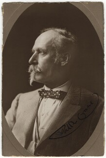 Walter Crane, by Unknown photographer - NPG x7003
