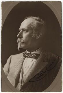 Walter Crane, by Unknown photographer, circa 1910 - NPG x7003 - © National Portrait Gallery, London