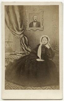 Queen Victoria, by Unknown photographer - NPG x36266