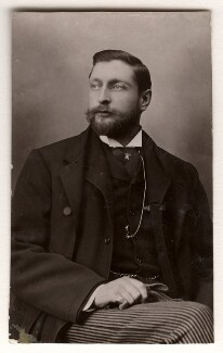 Sir (Henry) Rider Haggard, by Unknown photographer - NPG x19849
