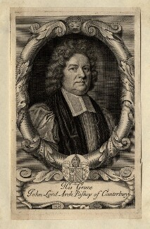 John Tillotson, by Robert White - NPG D11083