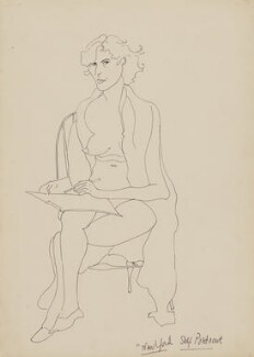 Oriel Ross, by Oriel Ross, circa 1928-1931 - NPG 6578 - © reserved; collection National Portrait Gallery, London