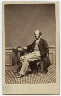 Thomas Hughes, by London Stereoscopic & Photographic Company - NPG x11990