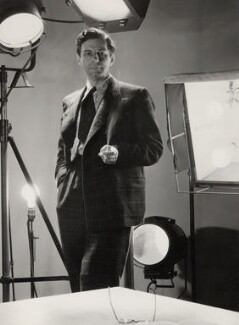 Raymond Mortimer, by Cecil Beaton - NPG x14150