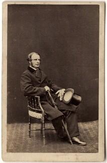 Charles Kingsley, by Mason & Co (Robert Hindry Mason) - NPG x46566