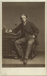 Charles Kingsley, by John & Charles Watkins, published by  Mason & Co (Robert Hindry Mason) - NPG x11874
