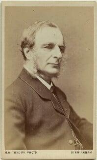 Charles Kingsley, by Robert White Thrupp - NPG x11872