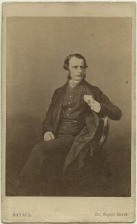 Charles Kingsley, by John Jabez Edwin Mayall - NPG x11878