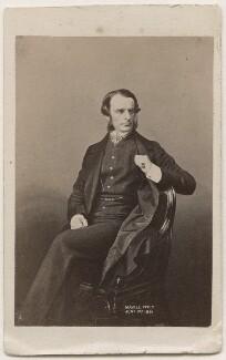 Charles Kingsley, by John Jabez Edwin Mayall - NPG Ax17851