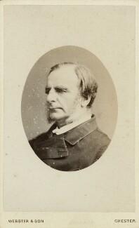 Charles Kingsley, by George Watmough Webster & Son - NPG Ax18318