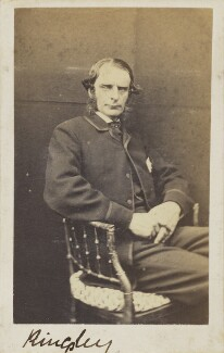 Charles Kingsley, by Unknown photographer - NPG Ax9898