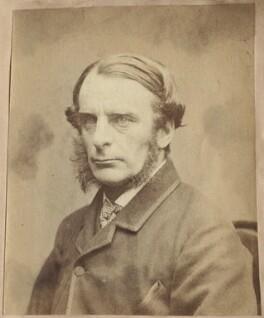 Charles Kingsley, by John & Charles Watkins - NPG Ax21903