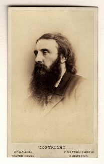 George MacDonald, by George Charles Wallich - NPG x13197