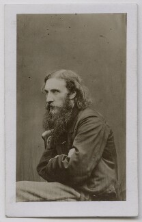 George MacDonald, by William Jeffrey - NPG Ax7520