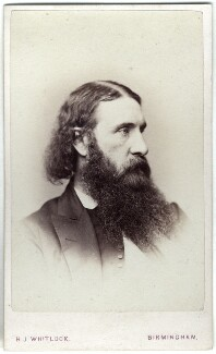 George MacDonald, by Henry Joseph Whitlock - NPG Ax39850