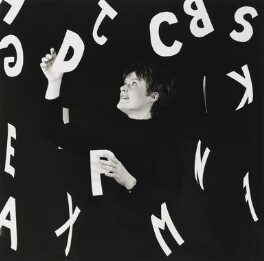 Kate Nation, by Louise Bobbé, 20 December 2000 - NPG x88882 - © National Portrait Gallery, London