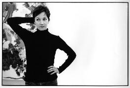Fiona Rae, by Gautier Deblonde, 1996 - NPG x76639 - © Gautier Deblonde