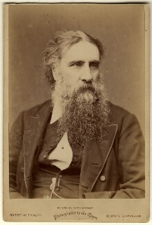 George MacDonald, by Robert White Thrupp - NPG x38229