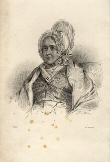 Mary Anne Schimmelpenninck (née Galton), by Fisher, after  Henry Adlard - NPG D11117