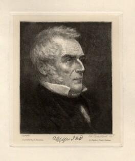 John Nelson Darby, by Edward Penstone - NPG D11119