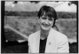 Tessa Jowell, by Victoria Carew Hunt - NPG x88087